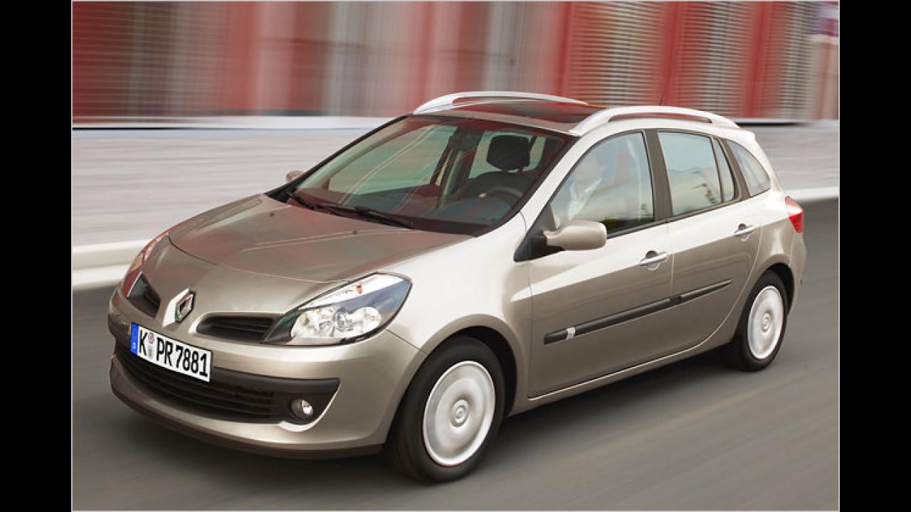 Renault Clio Grandtour 1.2 16V Dynamique Quickshift