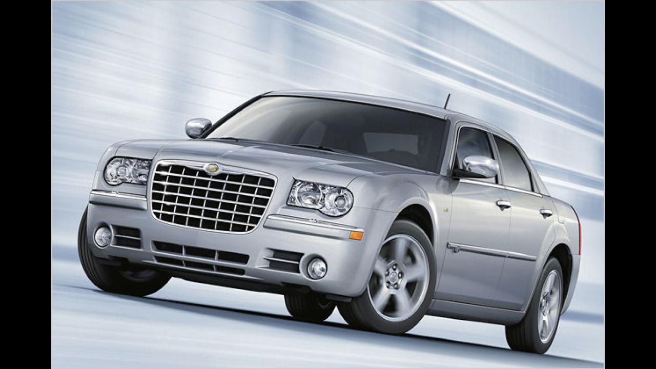 Fiat übernimmt Chrysler