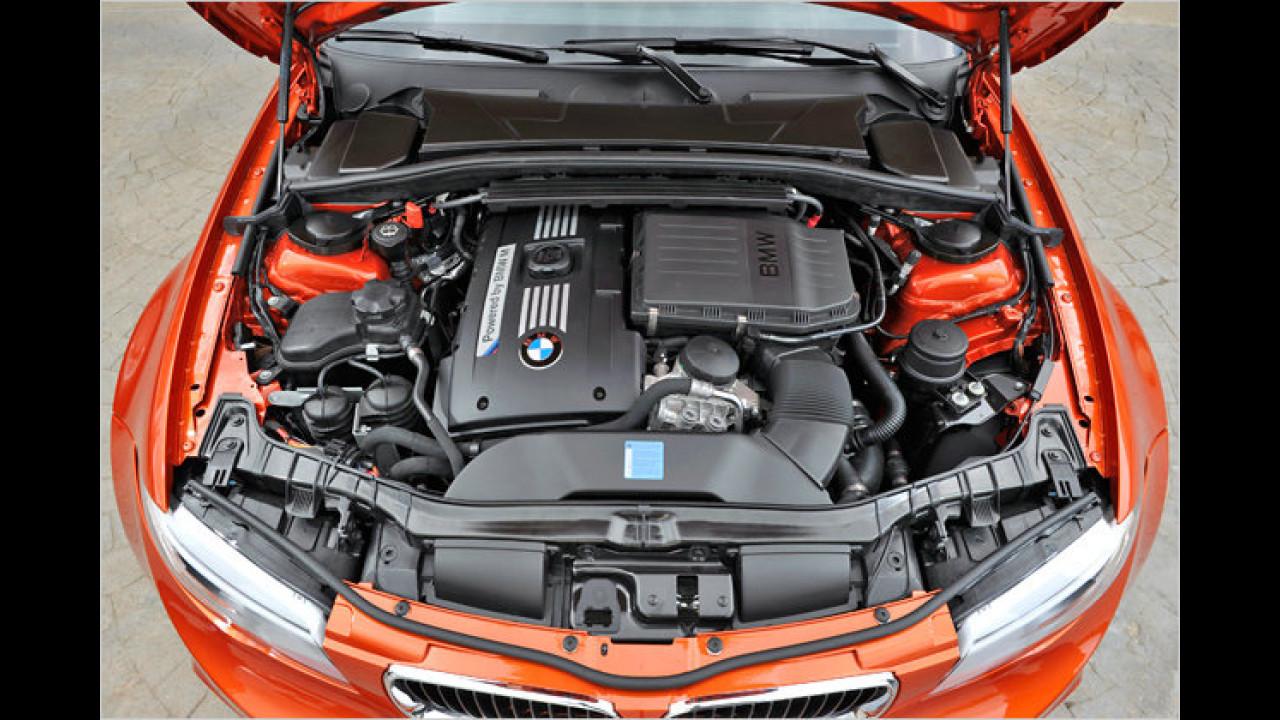 Bester Motor von 2,5 bis 3,0 Liter Hubraum: BMW 3,0-Liter-DI-TwinTurbo