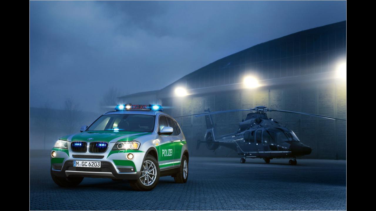 BMW X3 (2012)