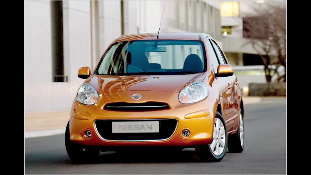 Nissan: Der neue Micra