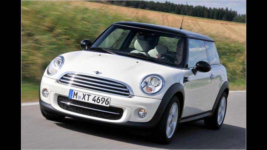Mini erhält Facelift und neue Dieselmotoren