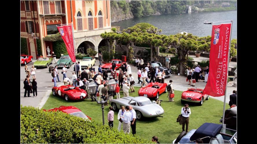 Concorso d`Eleganza Villa d`Este 2009: Eine Vorschau