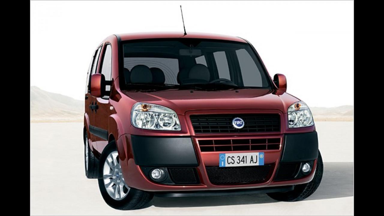 Fiat Doblò: Günstige Basis