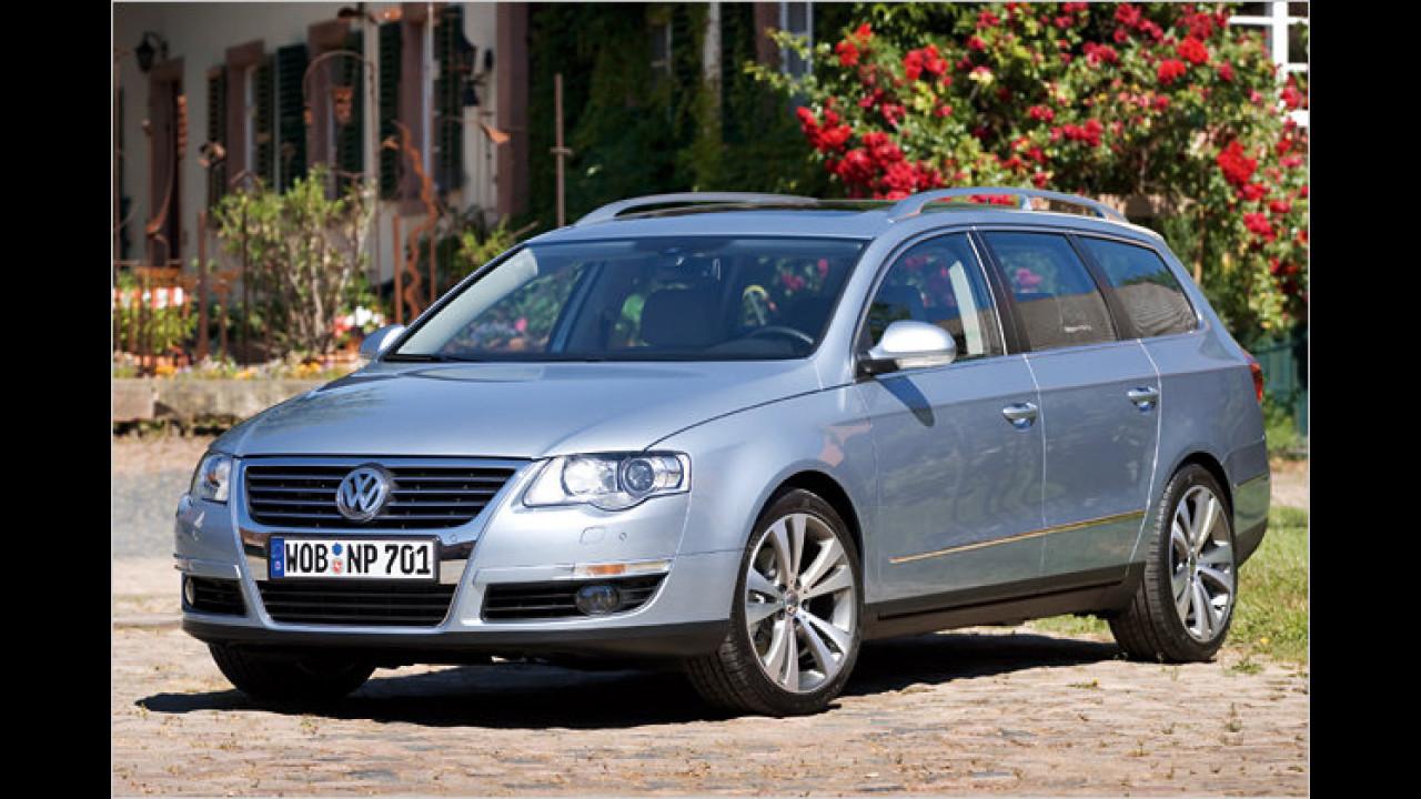VW Passat Variant 1.4 TSI EcoFuel Trendline DSG