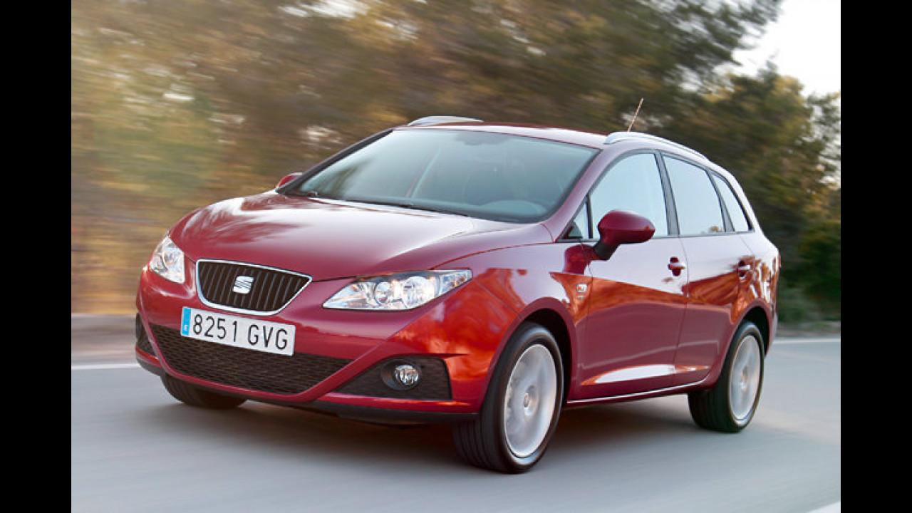 Seat Ibiza ST 1.6 TDI Style