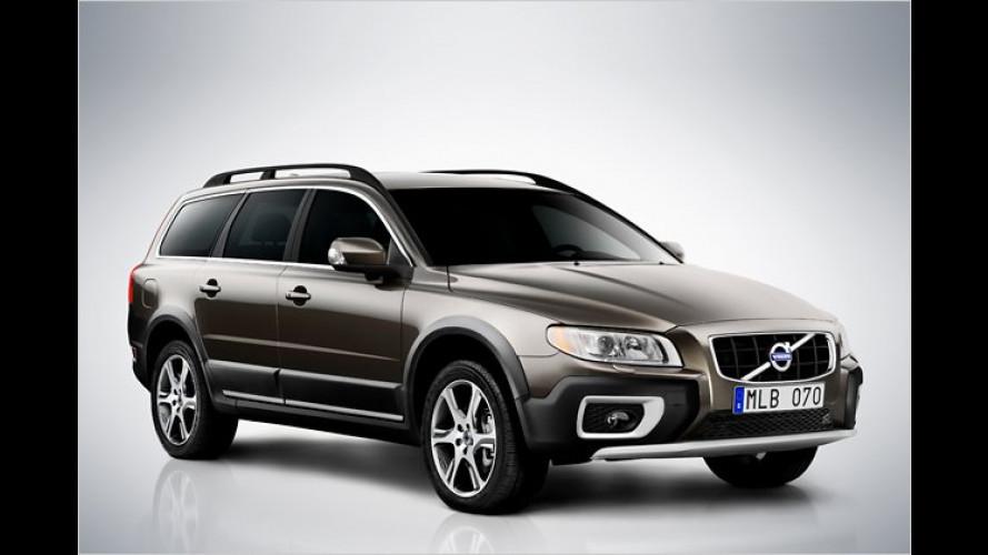 Sparsamer, sicherer und komfortabler: Volvo rüstet auf