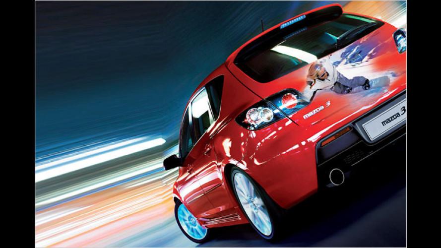 Automobilhersteller Mazda macht fit für die kalte Jahreszeit
