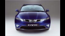 Civic erhält Facelift