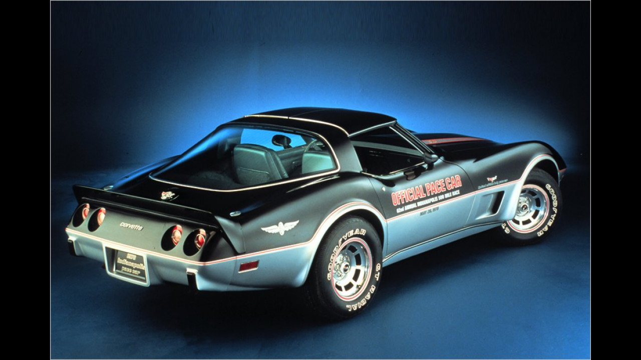 Corvette Indy 500 Pace Car (1978)