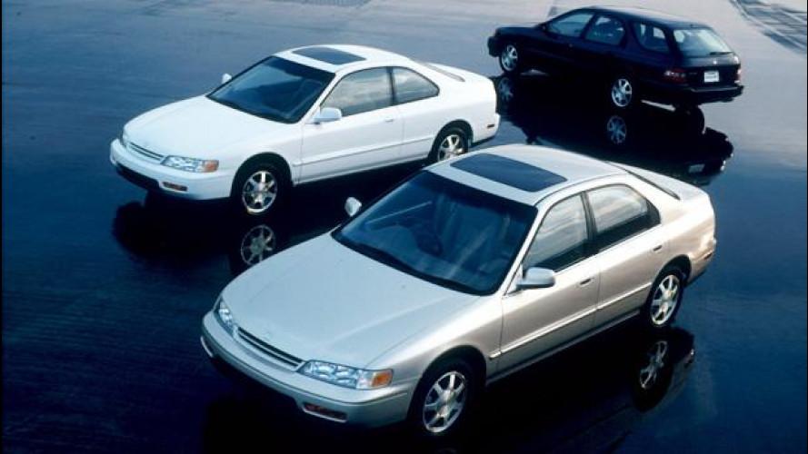 L'Honda Accord del 1994 è l'auto più rubata negli USA