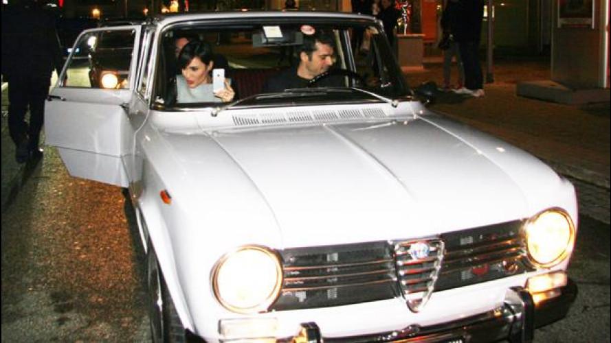 L'Alfa Romeo Giulia torna un mito del cinema italiano