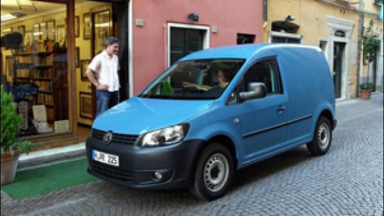 [Copertina] - Volkswagen Caddy, in arrivo il restyling