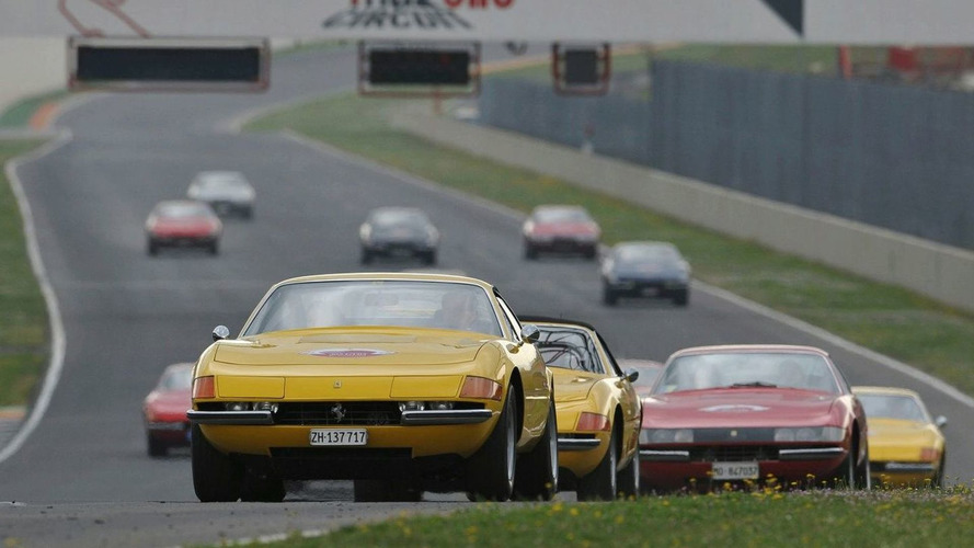 Ferrari 365 GTB4 Daytona Celebrates 40th Anniversary
