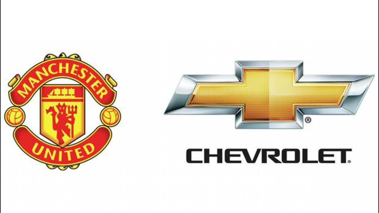 [Copertina] - Chevrolet sulle maglie del Manchester United