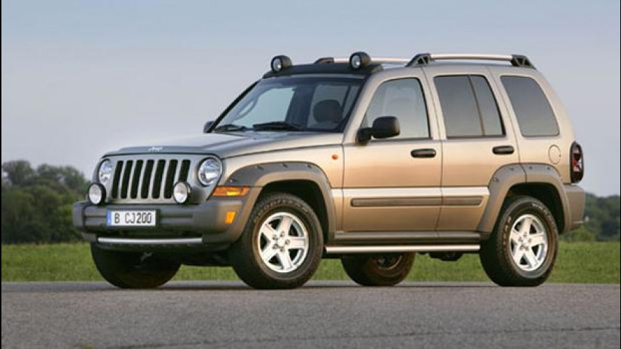 NHTSA pronta allo scontro con Chrysler per il richiamo di 2,7 milioni di Jeep