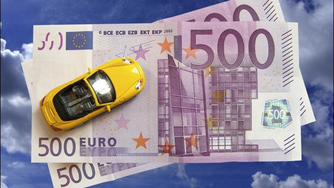 [Copertina] - Mercato auto, solo in Europa si sente la crisi