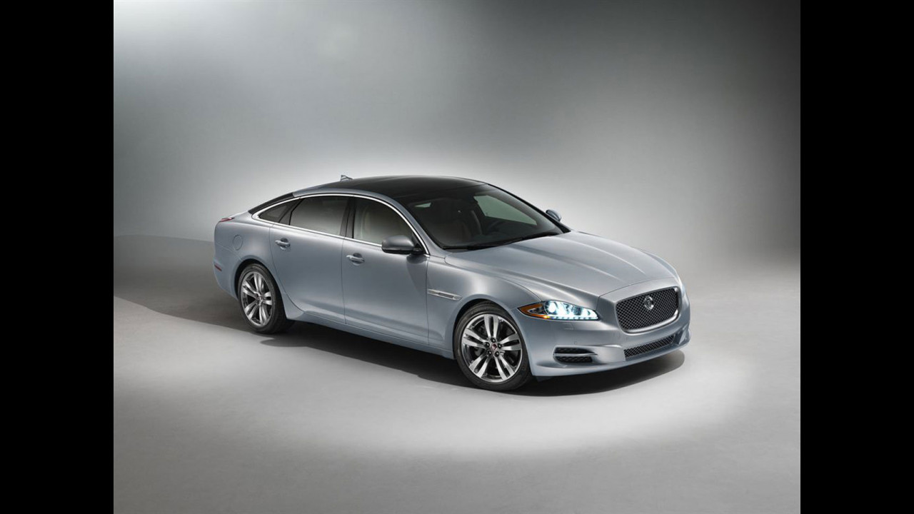Jaguar XJ MY2014