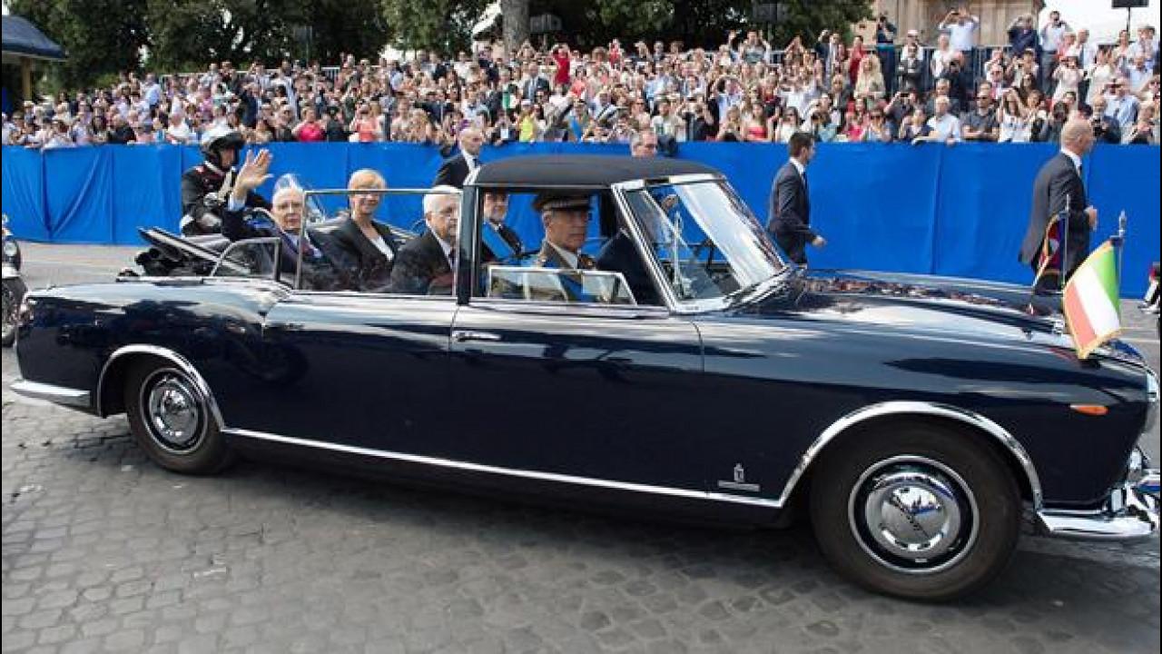 [Copertina] - Tutte le auto del Presidente della Repubblica