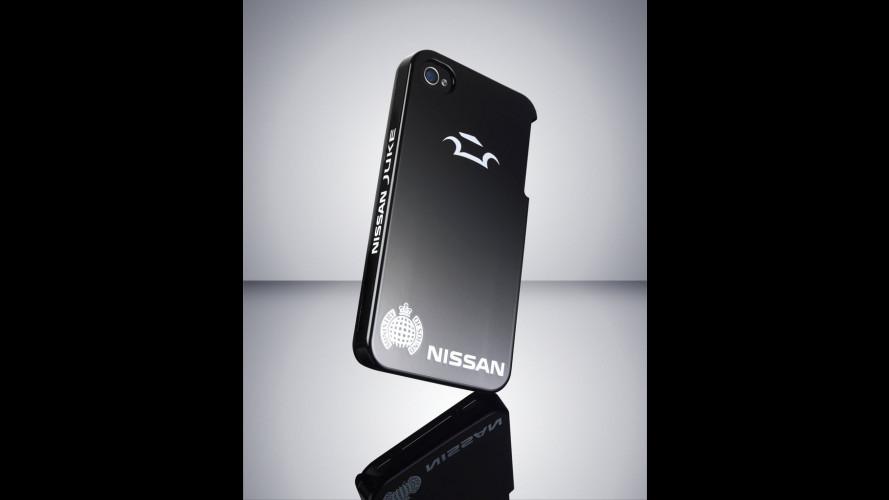 """La custodia """"autoriparante"""" di Nissan per iPhone 4 e 4S"""