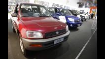 Toyota RAV4 ad Auto e Moto d'Epoca 2014
