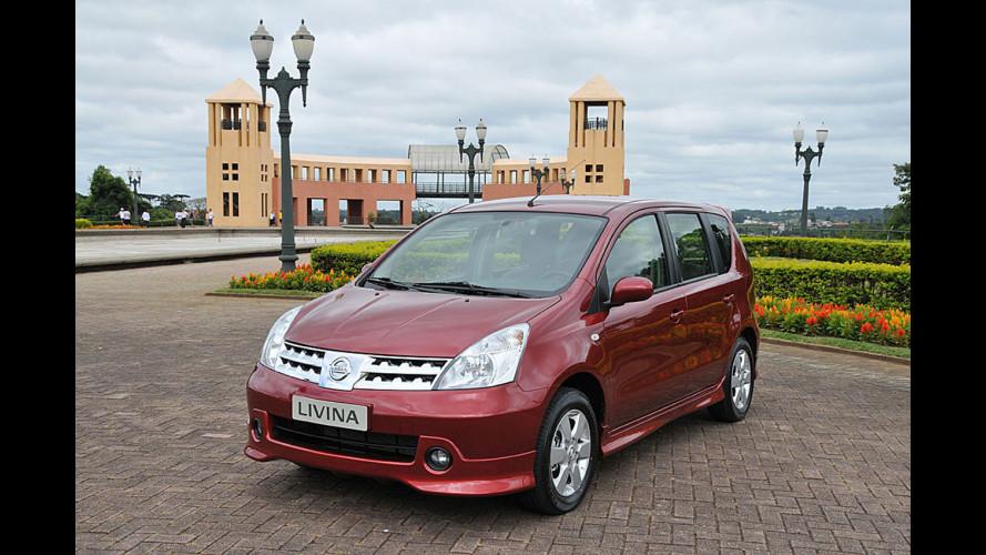 Nissan Livina: la prima Flex Fuel parte dal Brasile