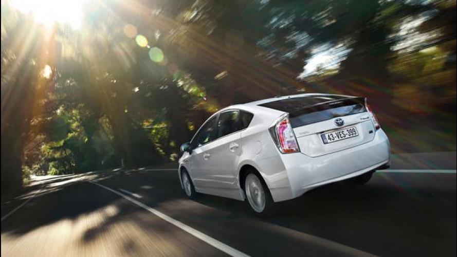 Toyota oltre i 7 milioni di ibride vendute