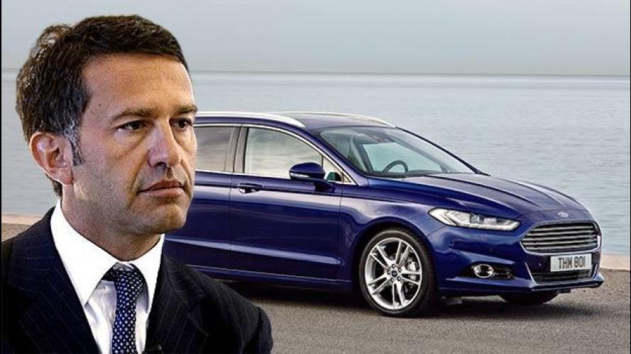 """Chianese: """"La Passat è valida, la Ford Mondeo è anche affascinante"""""""