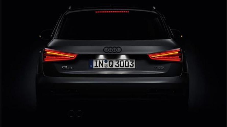 Audi Q3, Audi Q5 e Audi SQ5: aggiornata la gamma SUV dei Quattro Anelli