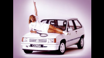 Opel Corsa, le foto storiche