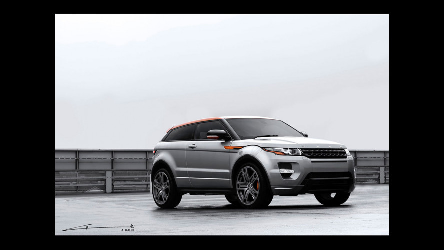 Range Rover Evoque by A. Kahn Design