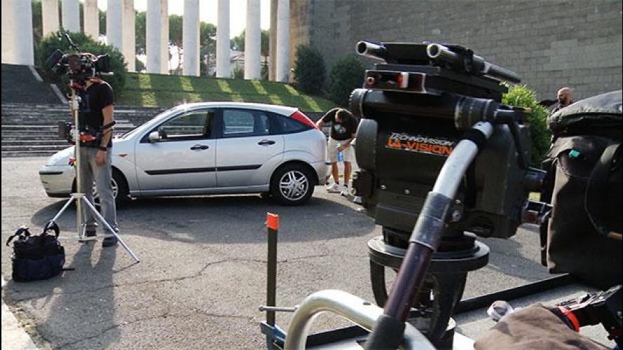 Come nasce un film con le storie degli automobilisti