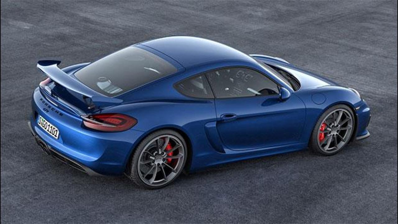 [Copertina] - Porsche Cayman GT4, dalla strada alla pista