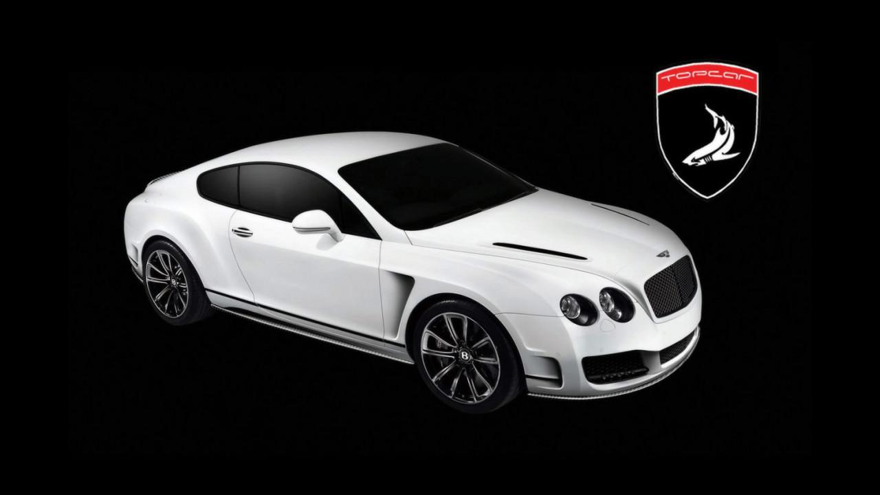 Bentley Continental GT Bullet by Top Car