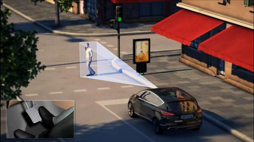 Ford Futures: l'auto del futuro guida da sola e controlla la nostra salute