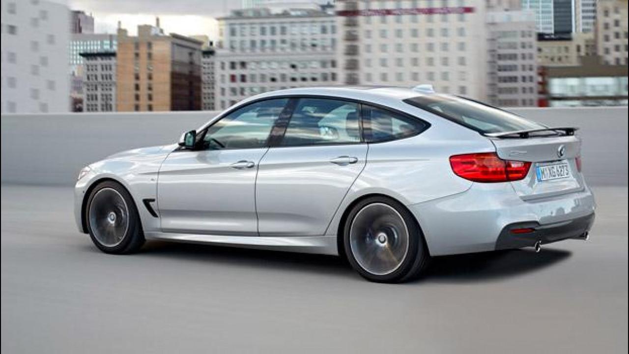 [Copertina] - BMW Serie 3 GT: i prezzi aggiornati