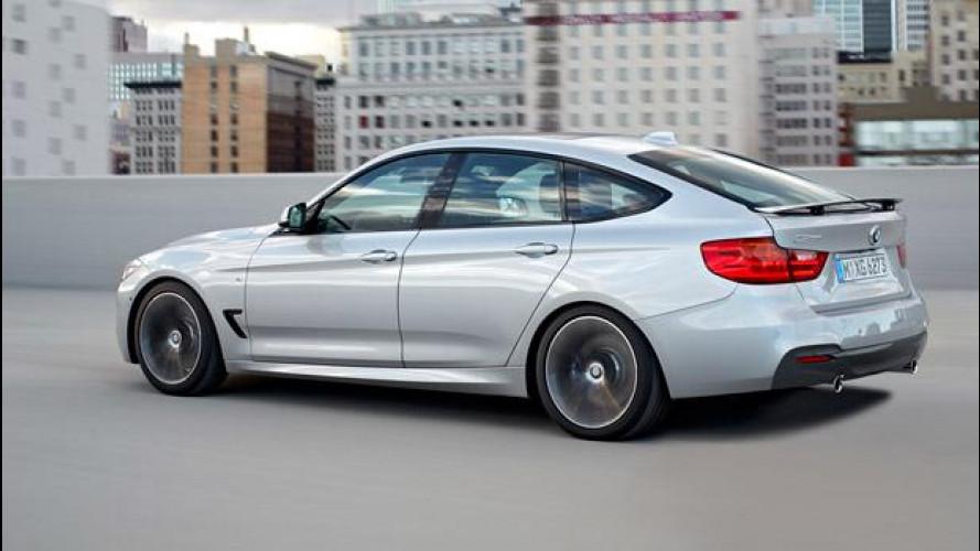 BMW Serie 3 GT: i prezzi aggiornati