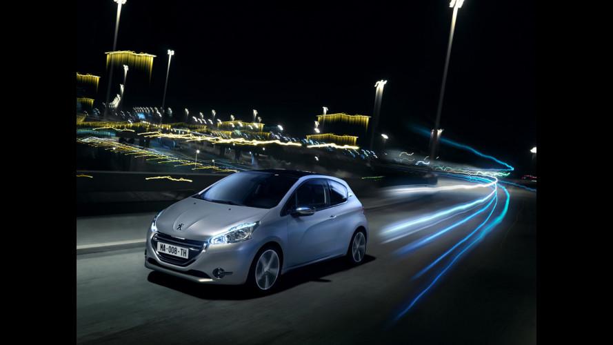 "Peugeot 208 ""Ice Velvet"" Limited Edition"