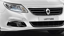 Renault Latitude restyling