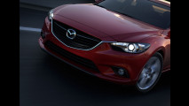 Nuova Mazda6: le prime immagini