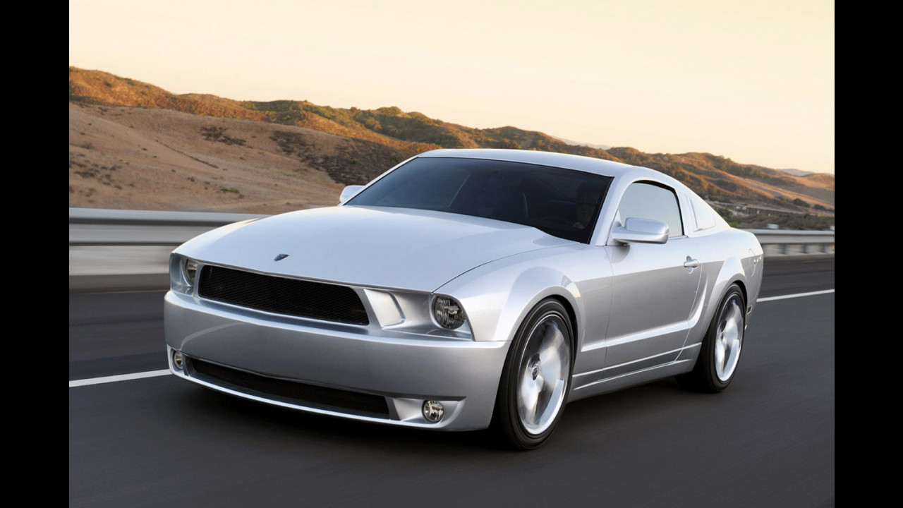 Ford Mustang Iacocca