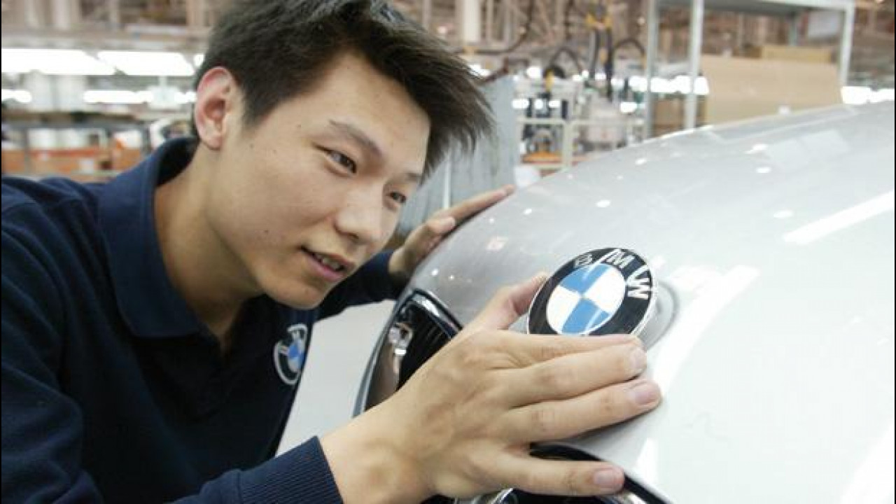 [Copertina] - BMW-Brilliance si espande in Cina con lo stabilimento di Tiexi