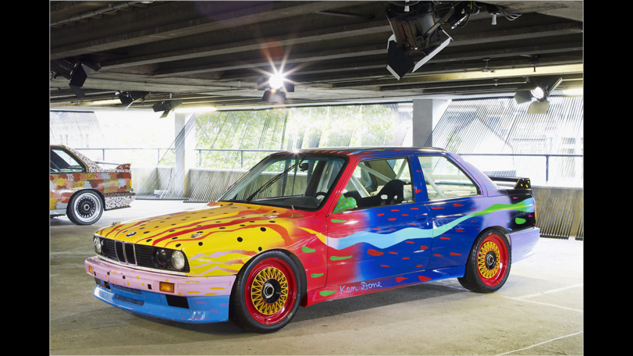 BMW Art Car (1989)