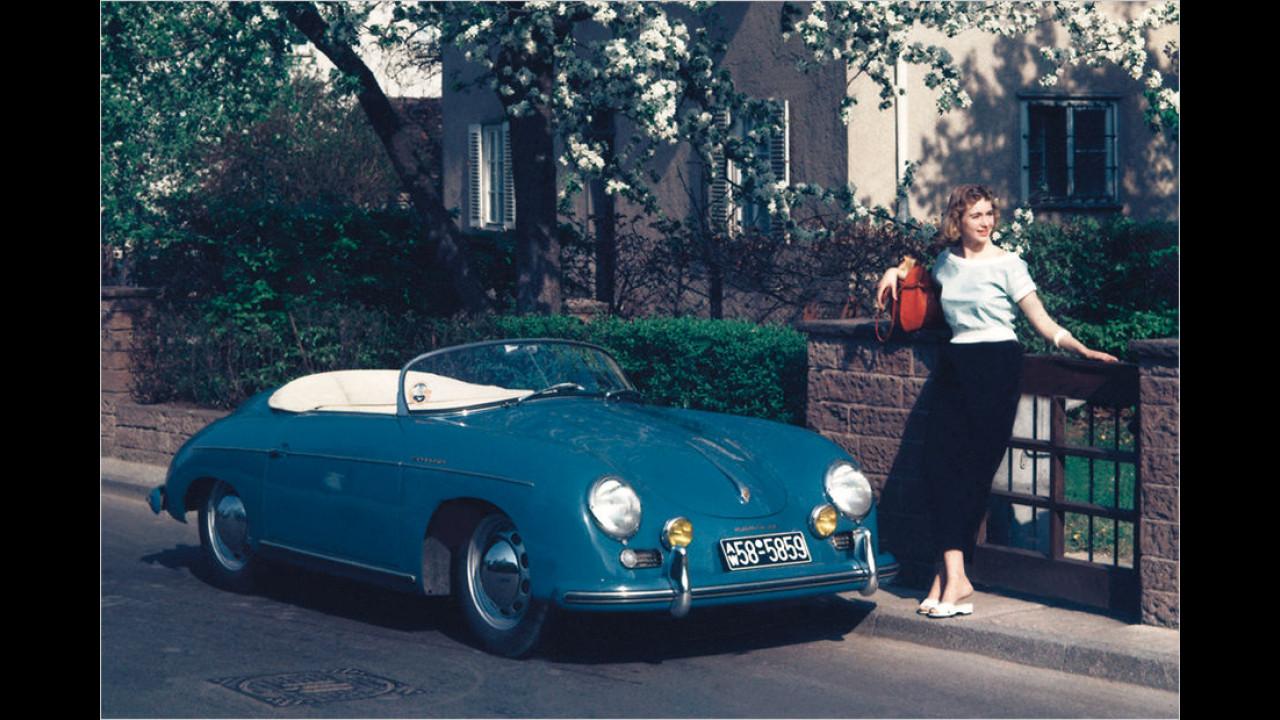 1954: Porsche 356 Speedster