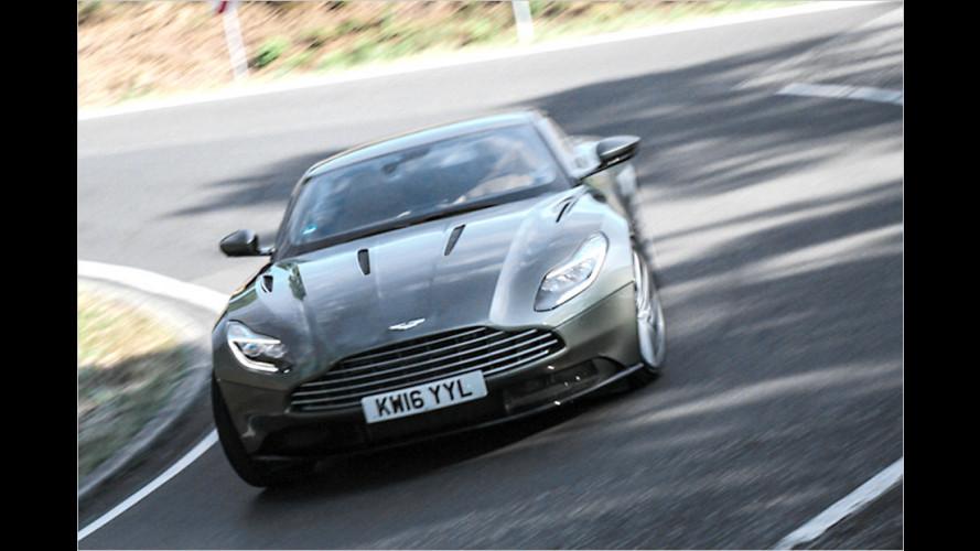 Aston Martin DB11 (2016) im Test