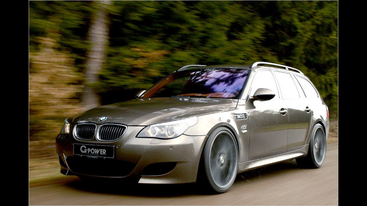 G-Power BMW M5 Touring: 360 km/h