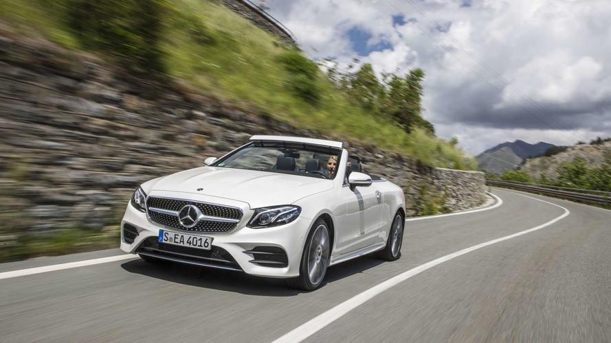 2018 Mercedes-Benz E-Class Cabriolet Review: Refined Glamour