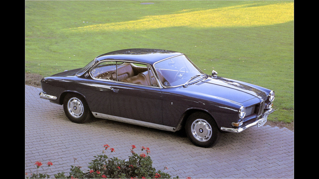 BMW 3200 CS (1962)