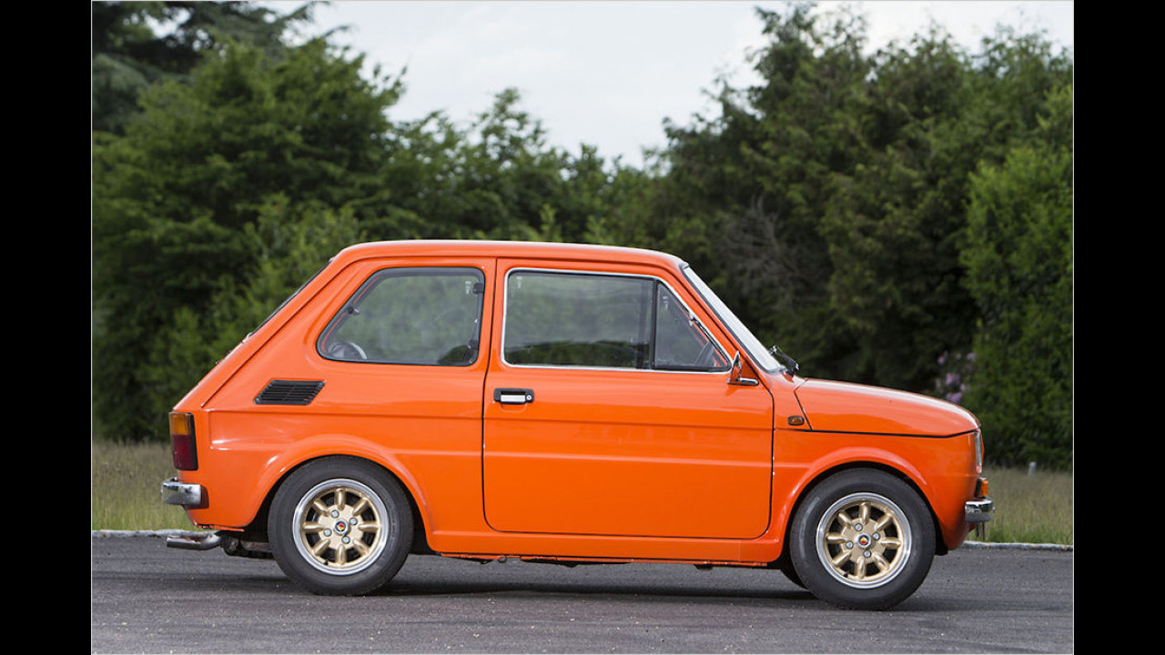 1983 Fiat 126 Abarth Replica