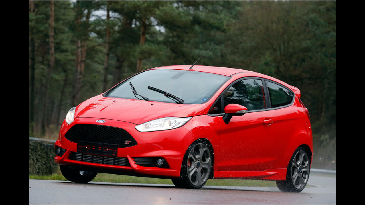 Top: Ford Fiesta ST